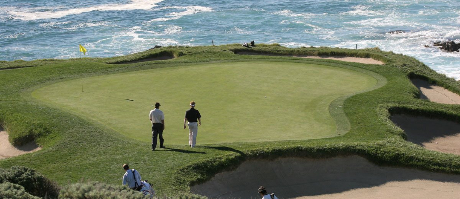 ARBOR INN MONTEREY IS LOCATED NEAR THE WORLD'S TOP GOLF COURSES