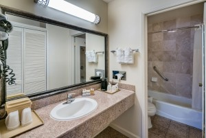 Arbor Inn - Private Guest Bathroom