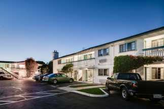 Arbor Inn Monterey - Free Exterior Parking