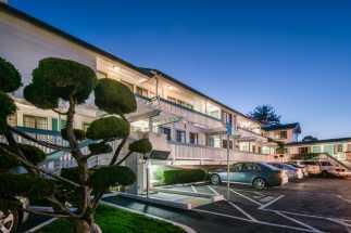 Arbor Inn Monterey - Lush Landscaping